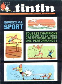 Journal de TINTIN �dition Fran�aise N� 1117 du 26 Mars 1970