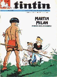 Journal de TINTIN �dition Fran�aise N� 1119 du 9 Avril 1970