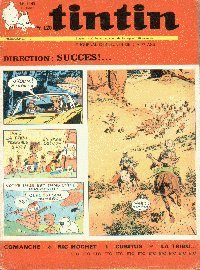 Journal de TINTIN �dition Fran�aise N� 1143 du 24 Septembre 1970