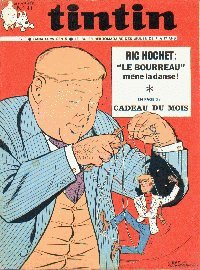 Journal de TINTIN �dition Belge N� 41 du 13 Octobre 1970