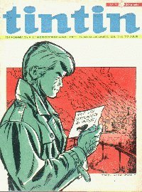 Journal de TINTIN �dition Belge N� 17 du 27 Avril 1971
