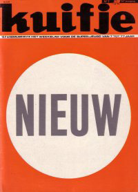 Kuifje weekblad N� 2 du 12 januari 1971