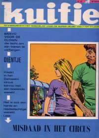 Kuifje weekblad N� 43 du 26 Octobre 1971