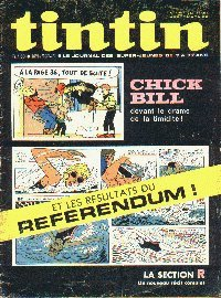 Journal de TINTIN �dition Fran�aise N� 1227 du 4 Mai 1972