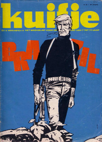 Kuifje weekblad N° 36 du 4 Septembre 1973