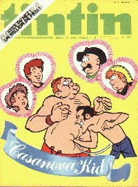 Journal de TINTIN �dition Belge N� 17 du 23 Avril 1974
