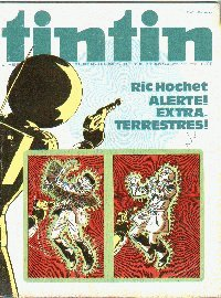 Journal de TINTIN �dition Belge N� 46 du 12 Novembre 1974