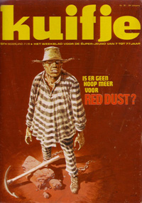 Kuifje weekblad N� 38 du 17 Septembre 1974