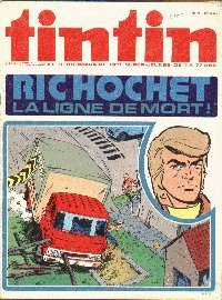 Journal de TINTIN �dition Belge N� 19 du 6 Mai 1975