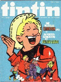 Journal de TINTIN �dition Belge N� 50 du 7 D�cembre 1976