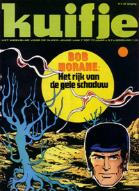 Kuifje weekblad N° 3 du 19 januari 1977