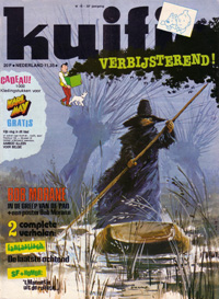 Kuifje weekblad N° 14 du 4 Avril 1978