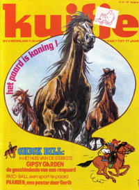 Kuifje weekblad N� 15 du 11 Avril 1978