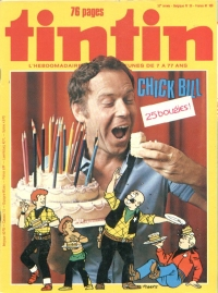 Journal de TINTIN �dition Fran�aise N� 159 du 22 Septembre 1978