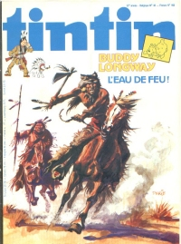 Journal de TINTIN �dition Fran�aise N� 168 du 24 Novembre 1978
