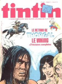 Journal de TINTIN �dition Fran�aise N� 173 du 29 D�cembre 1978