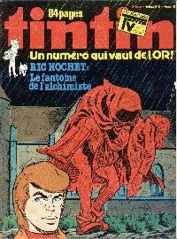 Journal de TINTIN �dition Belge N� 13 du 27 Mars 1979