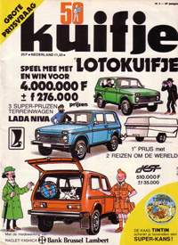 Kuifje weekblad N� 3 du 16 januari 1979