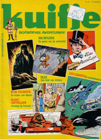 Kuifje weekblad N� 16 du 17 Avril 1979