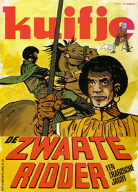 Kuifje weekblad N� 41 du 9 Octobre 1979