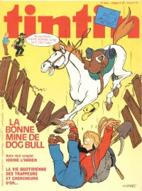 Journal de TINTIN �dition Fran�aise N� 210 du 14 Septembre 1979