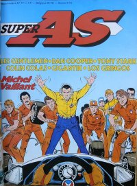 Super AS equi. pour la France de Super J N° 17 du 5 Juin 1979