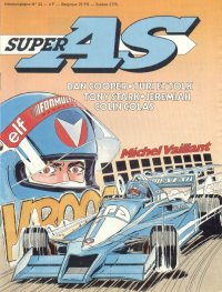 Super AS equi. pour la France de Super J N° 23 du 17 Juillet 1979