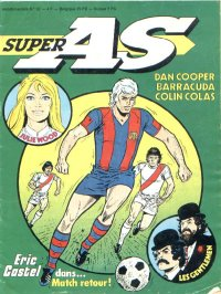 Super AS equi. pour la France de Super J N° 32 du 18 Septembre 1979