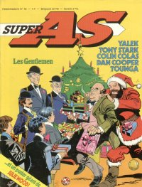 Super AS equi. pour la France de Super J N° 46 du 25 Décembre 1979