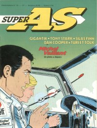 Super AS equi. pour la France de Super J N° 53 du 12 Février 1980