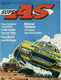 Super AS equi. pour la France de Super J N° 65 du 6 Mai 1980