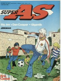 Super AS equi. pour la France de Super J N° 76 du 22 Juillet 1980