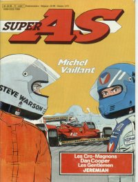 Super AS equi. pour la France de Super J N° 77 du 29 Juillet 1980