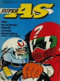 Super AS equi. pour la France de Super J N° 82 du 2 Septembre 1980