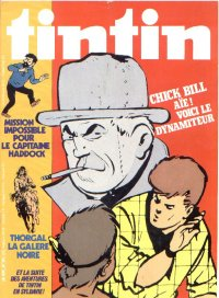 Journal de TINTIN �dition Fran�aise N� 294 du 24 Avril 1981