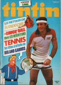 Journal de TINTIN �dition Belge N� 21 du 25 Mai 1982