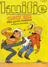 Kuifje weekblad N� 38 du 21 Septembre 1982