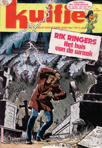 Kuifje weekblad N� 42 du 16 Octobre 1984