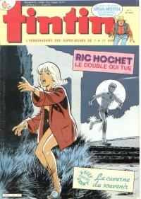 Journal de TINTIN �dition Belge N� 11 du 13 Mars 1984