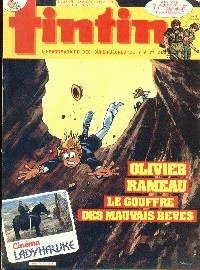 Journal de TINTIN �dition Fran�aise N� 495 du 5 Mars 1985