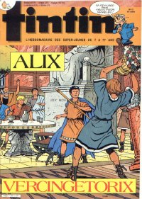 Journal de TINTIN �dition Fran�aise N� 497 du 19 Mars 1985