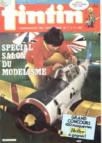Journal de TINTIN �dition Fran�aise N� 498 du 26 Mars 1985