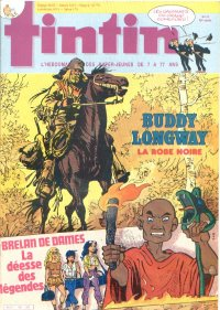 Journal de TINTIN �dition Fran�aise N� 499 du 2 Avril 1985