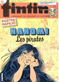 Journal de TINTIN �dition Fran�aise N� 506 du 21 Mai 1985