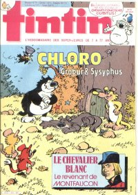 Journal de TINTIN �dition Fran�aise N� 530 du 5 Novembre 1985