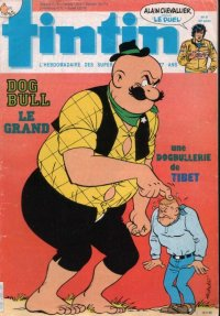 Journal de TINTIN �dition Fran�aise N� 532 du 19 Novembre 1985
