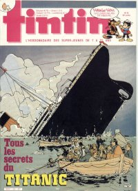 Journal de TINTIN �dition Fran�aise N� 533 du 26 Novembre 1985