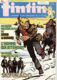 Journal de TINTIN �dition Fran�aise N� 535 du 10 D�cembre 1985