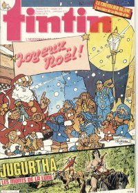 Journal de TINTIN �dition Fran�aise N� 537 du 24 D�cembre 1985