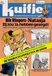 Kuifje weekblad N� 14 du 1 Avril 1986